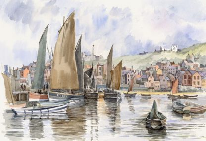 Whitby Habour