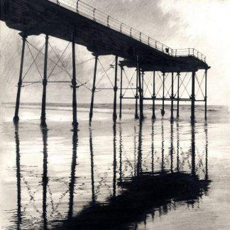 Satburn Pier – Reflections