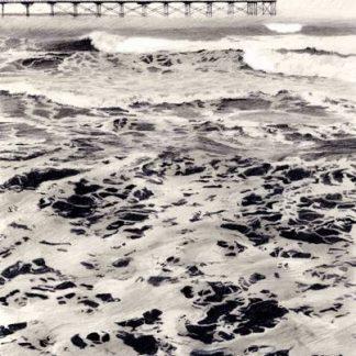 Satburn Pier - Waves